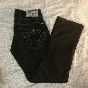 NWOT Men's True Religion straight Jeans